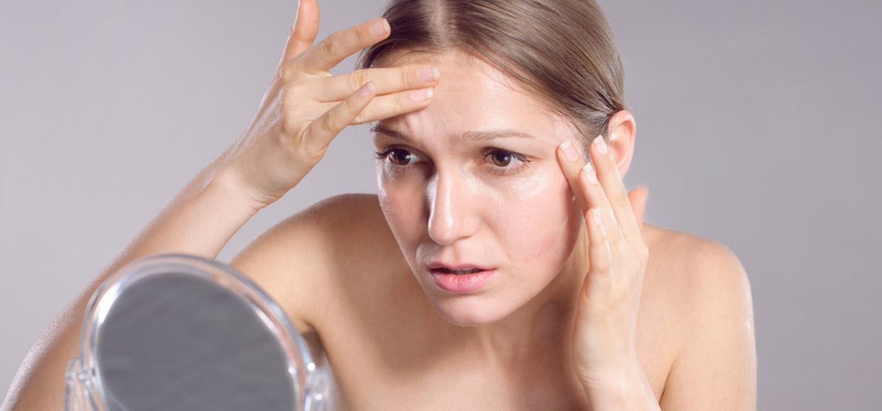 Causas de La Aparacion de Arrugas