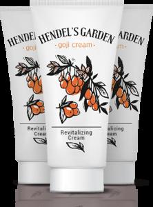 Crema de Goji Hendel`s Garden
