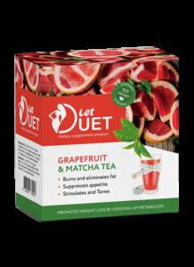 Let Duet Grapefruit & Matcha Tea