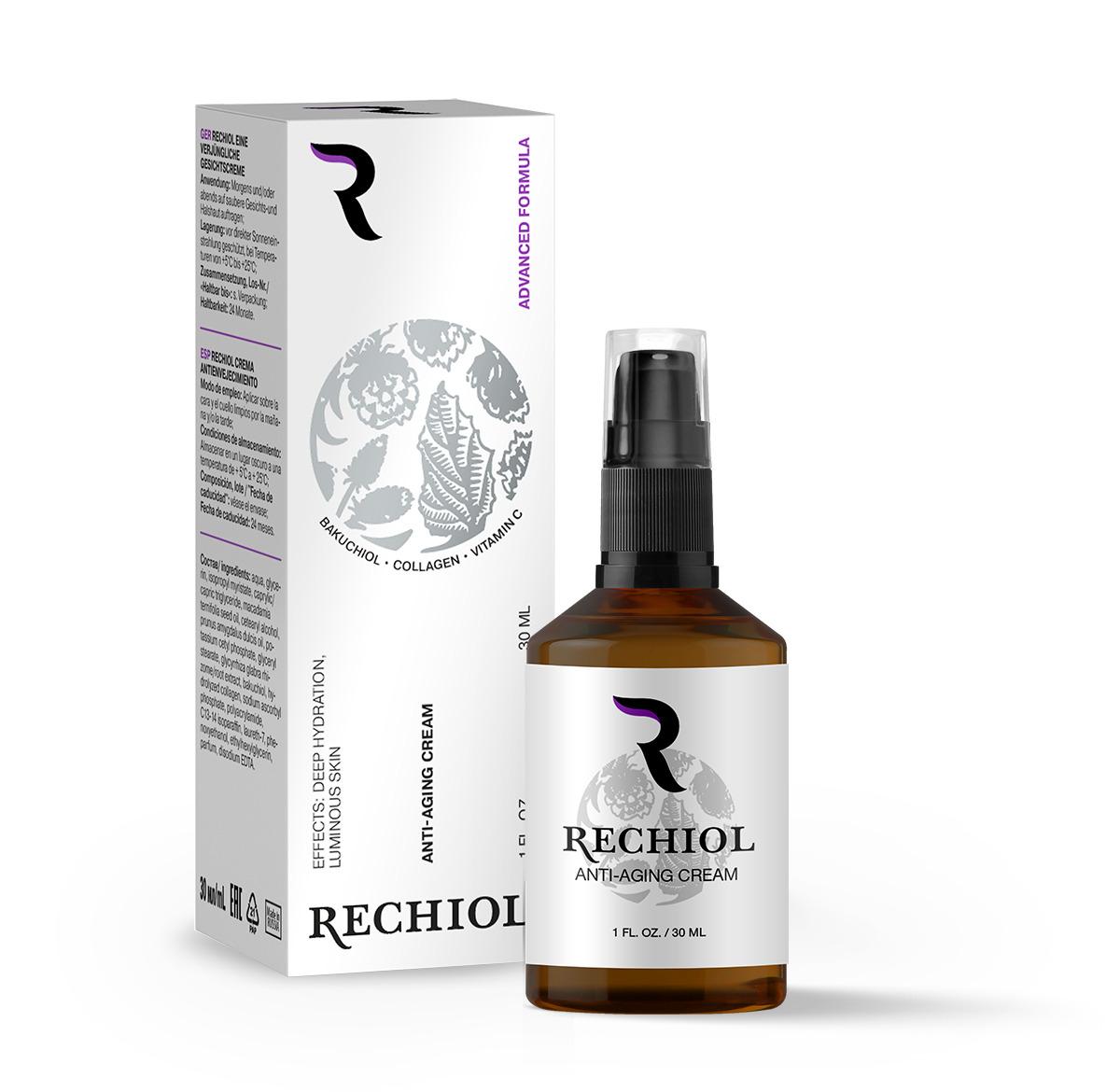 Rechiol Producto Con Bakuchiol