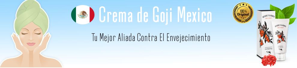 Crema de Goji Mexico – Hendel`s Garden