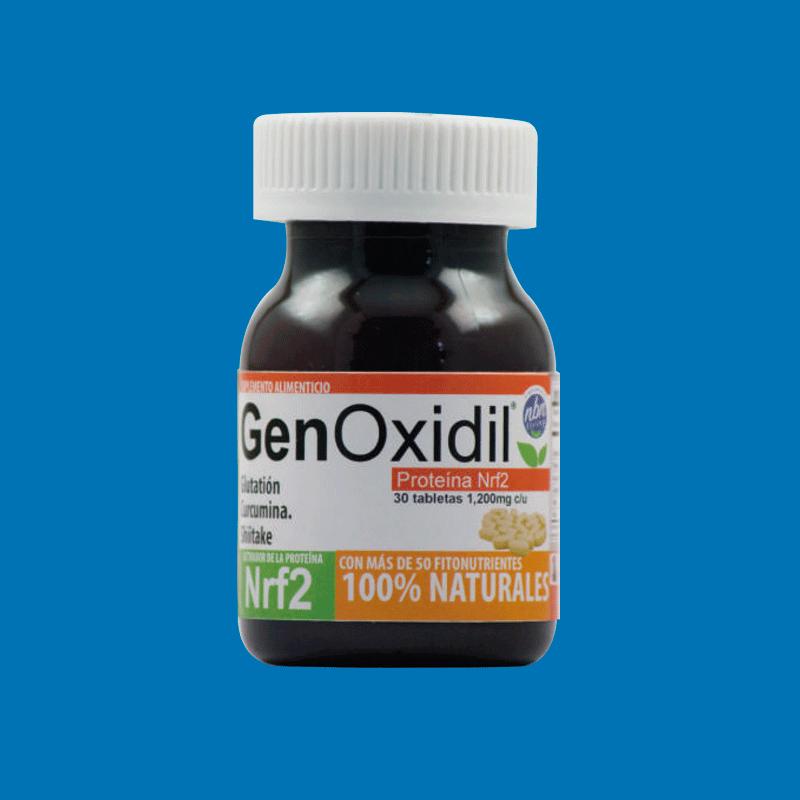 Genoxidil Suplemento Alimenticio